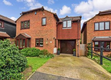 Thumbnail 4 bed detached house for sale in Bellgrove Court, Walderslade Woods, Chatham, Kent