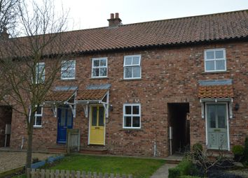 Thumbnail 3 bed terraced house to rent in Alverton Close, Great Habton, Malton