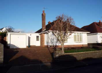 Thumbnail 3 bed detached bungalow for sale in Cambridge Road, Langland, Swansea