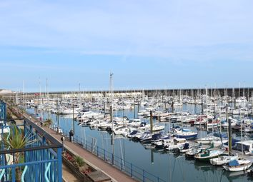 Thumbnail 3 bed flat for sale in Neptune Court, Brighton Marina Village, Brighton