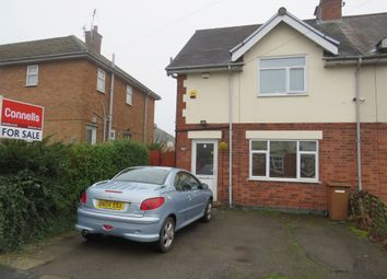 Thumbnail 3 bed semi-detached house for sale in William Iliffe Street, Hinckley