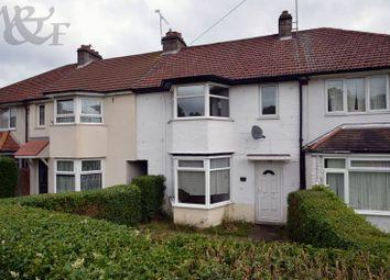 Thumbnail 3 bedroom terraced house for sale in Farley Road, Erdington, Birmingham