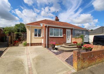 Thumbnail 2 bed semi-detached bungalow for sale in Olive Road, New Costessey, Norwich