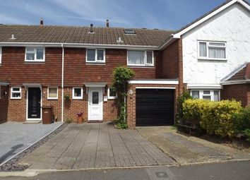 Thumbnail 3 bed terraced house for sale in Chart Place, Wigmore, Gillingham, Kent