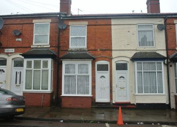 Thumbnail 2 bedroom terraced house for sale in Gough Road, Greet, Birmingham