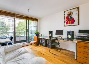 Thumbnail 1 bed flat for sale in Swanscombe Road, London