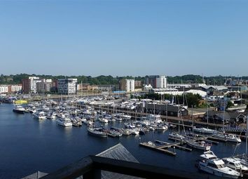 Thumbnail 2 bedroom flat to rent in Regatta Quay, Key Street, Ipswich