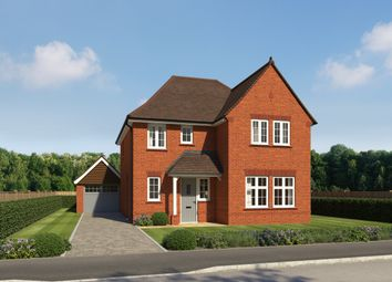 Thumbnail 4 bedroom detached house for sale in Sopwith Place, Waterlooville