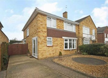 Thumbnail 3 bed semi-detached house for sale in Sunna Gardens, Sunbury-On-Thames