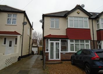 Thumbnail 3 bed semi-detached house to rent in Watson Avenue, Sutton
