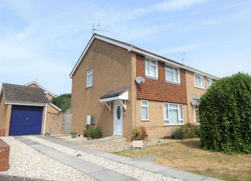 Thumbnail 3 bed semi-detached house for sale in Wingfield, Swindon