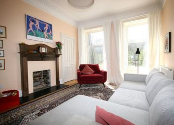 Thumbnail 3 bed flat to rent in Hillside Crescent, Hillside, Edinburgh
