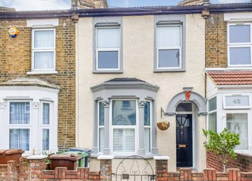 Thumbnail 4 bed terraced house to rent in Cheneys Road, Leytonstone, London