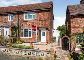 Thumbnail 3 bed end terrace house for sale in Markeston Green, Watford