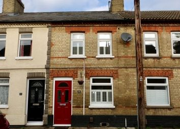 Thumbnail 3 bed terraced house to rent in Lawrence Road, Biggleswade