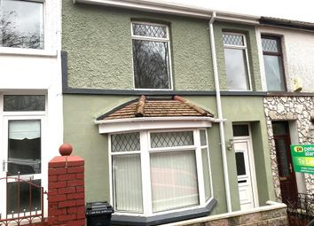 Thumbnail 3 bed terraced house to rent in Park Row Gardens, Merthyr Tydfil