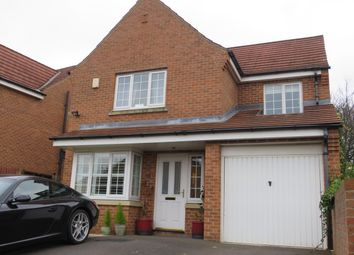 Thumbnail 4 bedroom detached house to rent in Wicket Drive, Wakefield