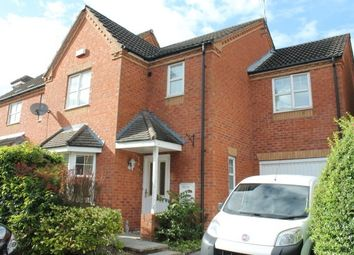 Thumbnail 4 bed property to rent in Edmonstone Crescent, Nottingham