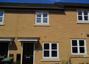Thumbnail 2 bed terraced house to rent in Elderberry Crescent, Higham Ferrers, Rushden