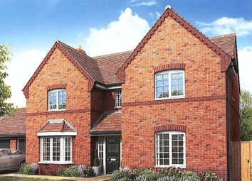 Thumbnail 4 bed detached house for sale in Haycop Rise, Broseley, Shropshire.