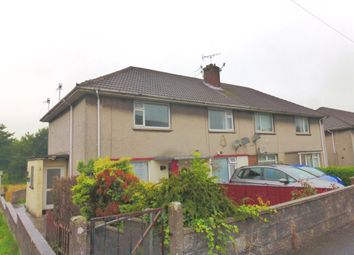 Thumbnail 2 bed flat for sale in Ffordd Y Goedwig, Pyle, Bridgend