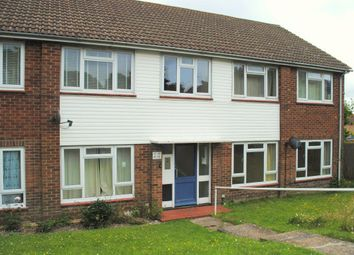 Thumbnail 1 bed flat to rent in Downs Close, Lewes
