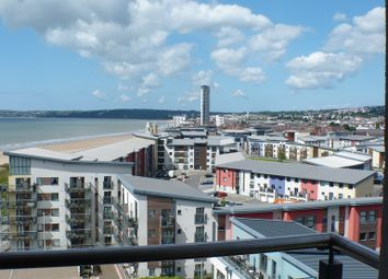 Thumbnail 1 bedroom flat to rent in Maritime Quarter, Swansea