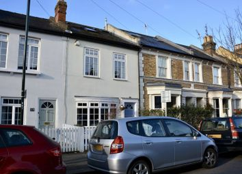 Thumbnail 4 bed terraced house for sale in Wick Road, Teddington