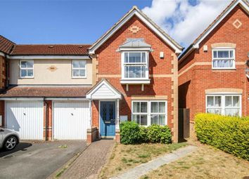 Thumbnail 3 bedroom semi-detached house for sale in Northbourne Road, St Andrews Ridge, Wiltshire