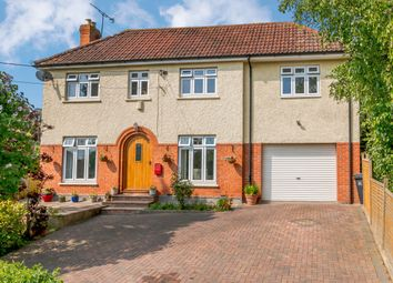 Thumbnail 4 bed detached house for sale in New Road, Bawdrip, Somerset