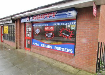 Thumbnail Restaurant/cafe for sale in 289 Lever Street, Bolton