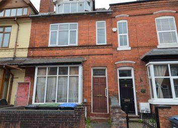 Station Road, Kings Heath, Birmingham B14. 5 bed terraced house for sale