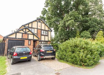 Thumbnail 4 bed detached house for sale in Measham Way, Reading