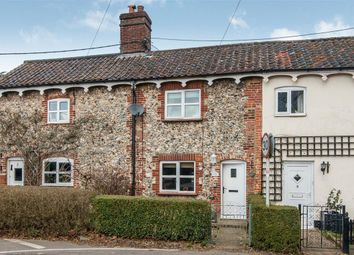 Thumbnail 3 bed terraced house to rent in Church Street, Ashill, Watton