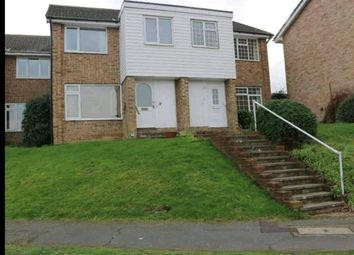 3 bed semi-detached house to rent in Maywood Avenue, Eastbourne, East Sussex BN22