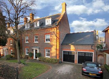 Thumbnail 6 bed detached house for sale in Regents Drive, Woodford Green