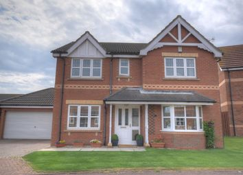 Thumbnail 4 bed detached house for sale in East Scar, Flamborough