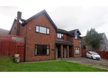 Thumbnail 6 bed detached house for sale in Nant-Y-Gwyddon Road, Pentre