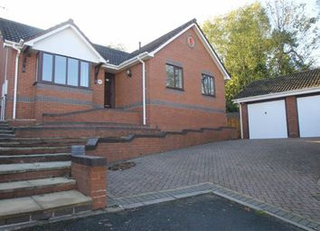 Thumbnail 3 bed detached bungalow for sale in Talbot Street, Halesowen, West Midlands