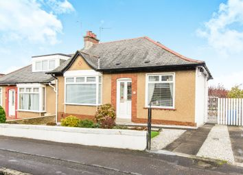 Thumbnail 3 bedroom semi-detached bungalow for sale in Nethercliffe Avenue, Glasgow