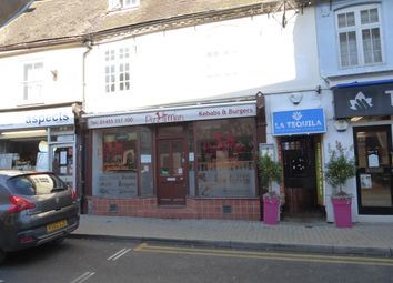 Thumbnail Restaurant/cafe for sale in Church Street, Leistershire: Lutterworth