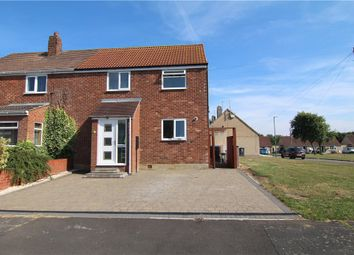 Thumbnail 2 bed semi-detached house for sale in Lilac Avenue, Durham, Durham