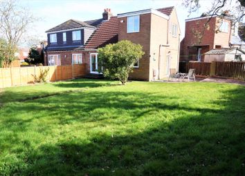 Thumbnail 3 bed semi-detached house for sale in Rokerby Avenue, Whickham