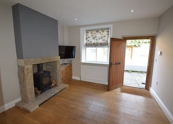 Thumbnail 2 bed terraced house to rent in Bollington Road, Bollington, Macclesfield Cheshire