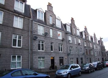 Thumbnail 1 bed flat to rent in 48E Walker Road, Aberdeen
