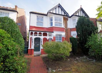 Thumbnail 4 bedroom semi-detached house for sale in Windsor Road, Finchley