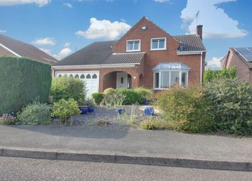 Thumbnail 4 bed detached house for sale in Normanton Close, Edwinstowe, Nottinghamshire