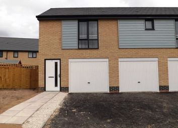 Thumbnail 2 bed mews house to rent in Flying Fox Crescent, Edlington, Doncaster