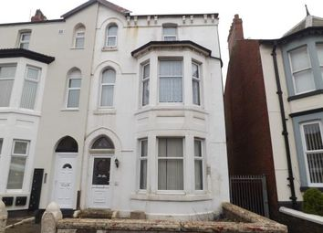 Thumbnail 4 bed semi-detached house for sale in Withnell Road, Blackpool, Lancashire