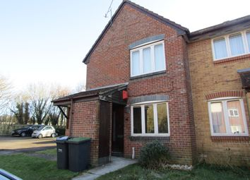 Thumbnail 1 bed flat to rent in Tor Close, Waterlooville, Hampshire